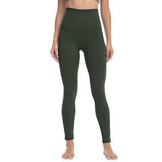 QUEENIEKE Yoga Hosen Damen-hohe Taillen Yoga Leggings