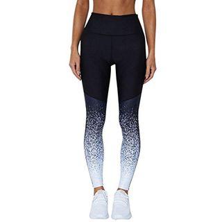 SHOBDW Leggings Hose Yogahose Damen Sport-Leggings Jogginghose