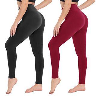 Campsnail Damen Leggings Sporthose