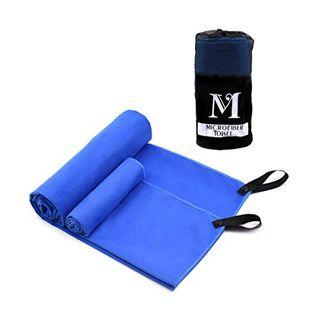 Micv 2er-Pack Mikrofaser Handtücher XL