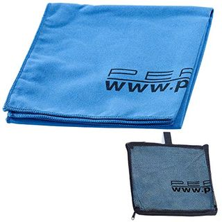 PEARL Mikrofaser Sporttuch: Extra saugfähiges Mikrofaser-Handtuch