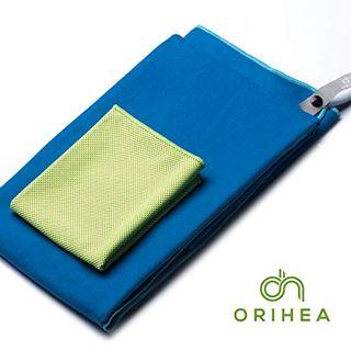 OriHea Sporthandtuch Mikrofaser Handtücher