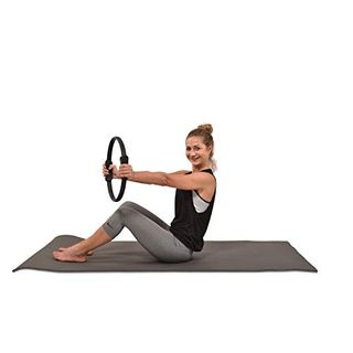 top vit Pilates Ring I Doppelgriff Durchmesser 38 cm I Yoga Exercise