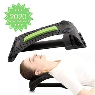 Lapeno Rückendehner Nacken- und Schulterentspannungskissen