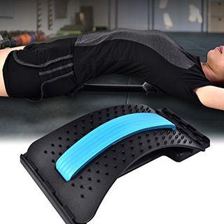 Zerone Back Support Rückenstrecker Rückendehner Rückentrainer gegen Verspannungen