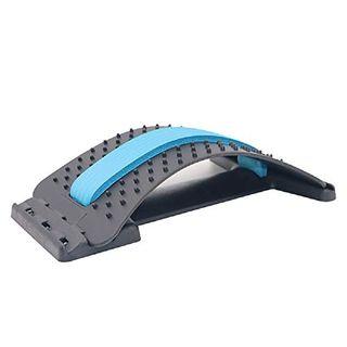 ZXJOY Rückenmassage-Dehngerät für die Lendenwirbelsäule