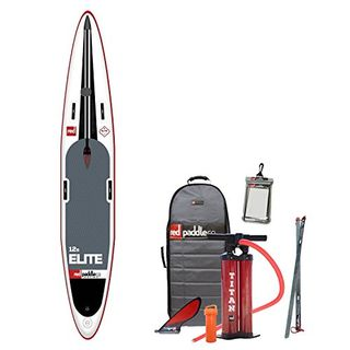 Red Paddle Co 2017 12'6 Elite Inflatable Stand Up Paddle Board