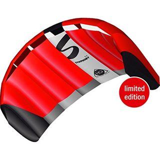 HQ 11769160 Symphony Pro 1.3 Neon Red Zweileiner Lenkmatten