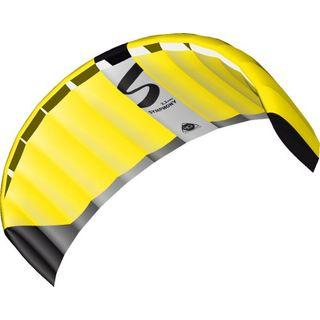 HQ Lenkdrachen Lenkmatte Drachen Symphony Pro 2.2 Neon Yellow