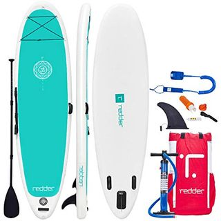 "redder Aufblasbares Stand Up Paddling Board Zen 10'8"" Yoga"