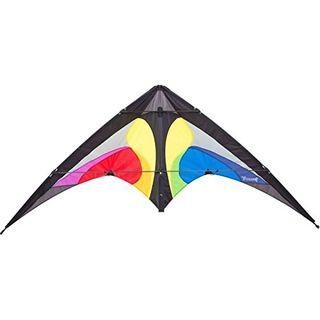 HQ Windspiration 11677630 Lenkdrachen Rainbow