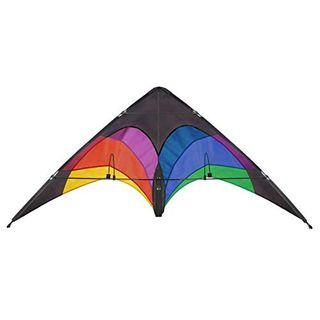 Wolkenstürmer Flip Lenkdrachen Regenbogen