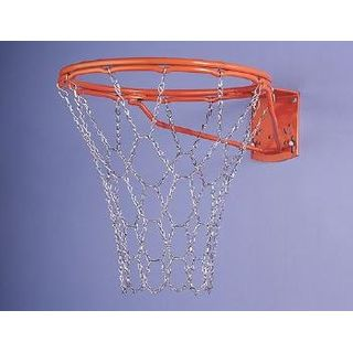 Metall Basketballnetz verzinktes Metallnetz Ketten Netz