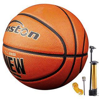 Senston Indoor Outdoor Basketball Größe 7 Synthetik-Leder Arena Training