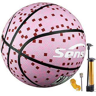 Senston Basketball Größe 7 Basketbälle Arena Training Erwachsene