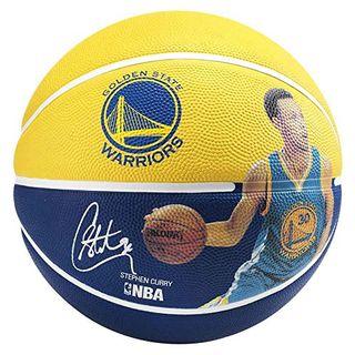 Spalding Ball NBA player stephen curry 83-343Z Basketball