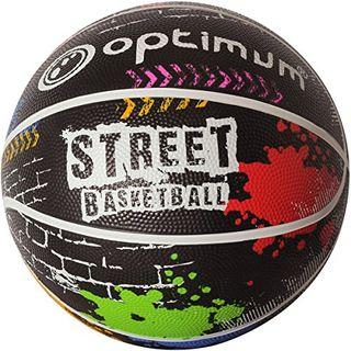 OPTIMUM Unisex Erwachsene Graffiti Basketball Street
