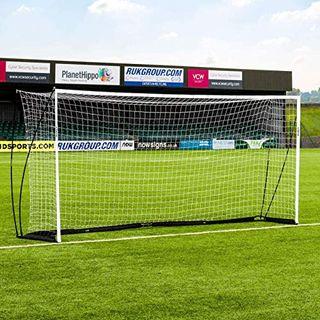 FORZA Proflex Fußballtore in fünf Verschiedene Größen erhältlich
