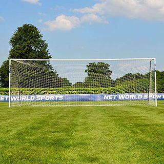 FORZA Alu60 Fußballtore hochwertiges und freistehendes Aluminium Tor