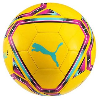PUMA Unisex Erwachsene teamFINAL 21.6 MS Ball Fußball