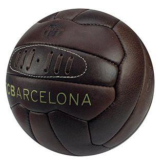 FCB Barcelona Kinder BC04269 Leder Heritage Fußball
