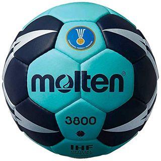 Molten Wettspielball-H3X3800-CN Cyan blau 3