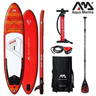 Aqua Marina Atlas Monster 2019 SUP Board Inflatable Stand Up Paddle Surfboard