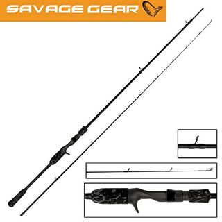 Savage Gear Black Savage Trigger 220cm 30-70g