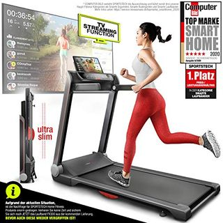 Sportstech FX300 Ultra Slim Laufband