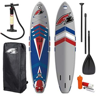 """F2 SUP Tour Deep V 11,6"""" Touring SUP ~ Stand UP Paddle Board"""
