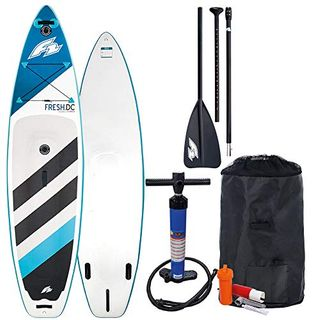"""F2 Inflatable Fresh Double Camber 10'5"""" Stand Up Paddle Board"""