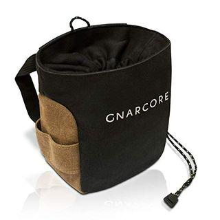 GnarCore Chalkbag selbststehend mit staubfreiem Verschlusssystem