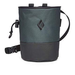Black Diamond Mojo Zip Chalkbag Größe S-M deep Forest