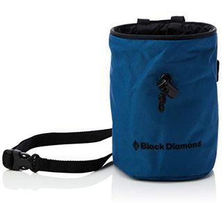 Black Diamond Mojo Chalk Bag Chalkbag Blau