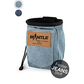 Mantle Chalkbag Kreidebeutel in Jeans hell
