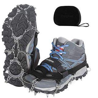 Unigear Steigeisen für Bergschuhe