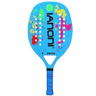 Ianoni Strand-Tennisschläger Karbonfaser-Oberfläche mit EVA-Memory-Schaumkern