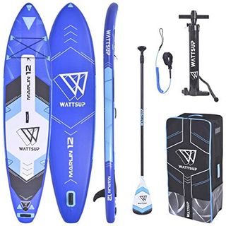 "WS WattSUP Marlin 12'0"" SUP Board Stand Up Paddle Surf-Board"