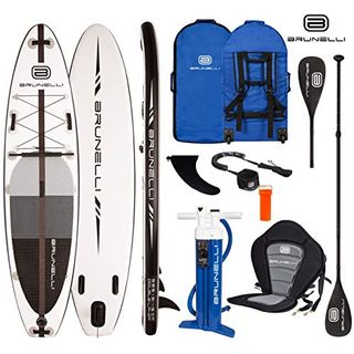 Brunelli 10.8 Premium SUP Board Stand Up Paddle Surf-Board aufblasbar