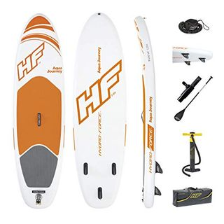 Bestway HYDRO-FORCE SUP Aqua Journey aufblasbares Stand-up-Paddle
