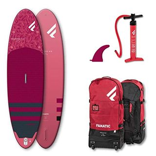 Fanatic Diamond AIR 9.8 Stand up Paddle Board SUP Surf-Board aufblasbar 295cm