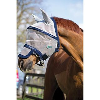 Horseware Rambo Plus Fly Mask Vamoose Gesichtsmaske Größe WB