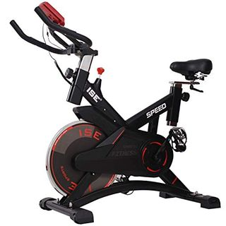 ISE Profi Indoor Cycle Ergometer Heimtrainer
