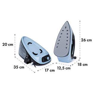 Klarstein Speed Iron V2 Dampfbügeleisen