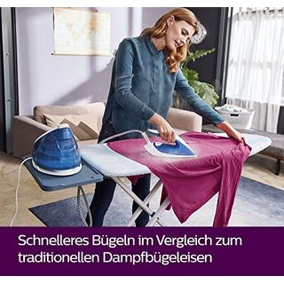 Philips GC7929/20 Dampfbügelstation PerfectCare Compact Plus