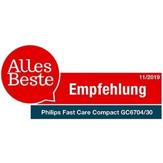 Philips GC6704/30 Dampfbügelstation Fast CareCompact