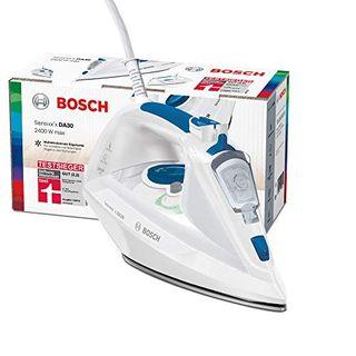 Bosch TDA302401W Dampfbügeleisen großer Wassertank 320 ml 2,400 W weiß