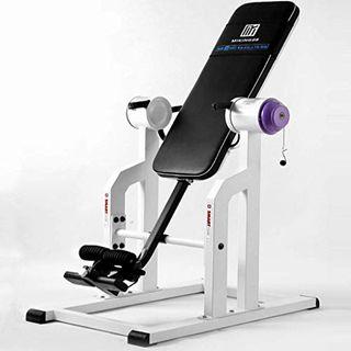 JHSHENGSHI Inversionsbank Schwerkrafttrainer Therapie Heim-Stretching-Maschine