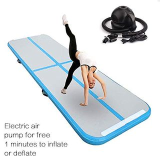133ft167ft20ft Inflatable AirtrackTumbling Gymnastics Mat 4