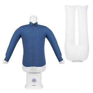 Klarstein ShirtButler Deluxe automatisches Trocken- und Bügelgerät